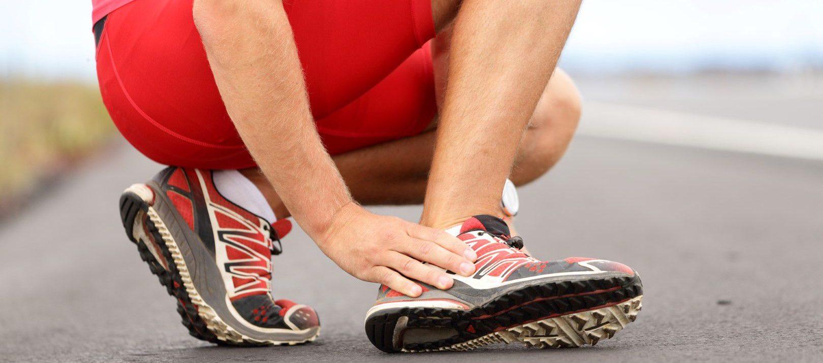 Ankle Pain, Ankle Sprain