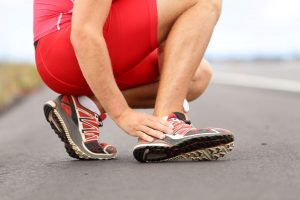 Podiatry ankle pain Ankle sprain