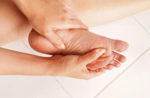 Podiatrist Heel Pain Assessment
