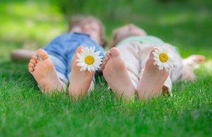 Podiatrist Ingrown toenails in children
