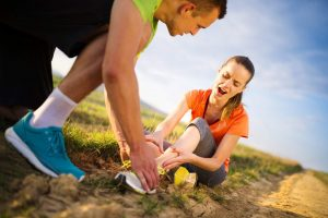 Podiatrist Running Assessment